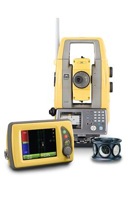 Topcon Totalcare Lps Local Positioning System
