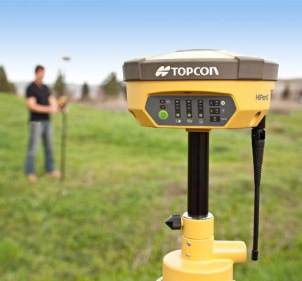 Topcon Totalcare Topcon Hiper V