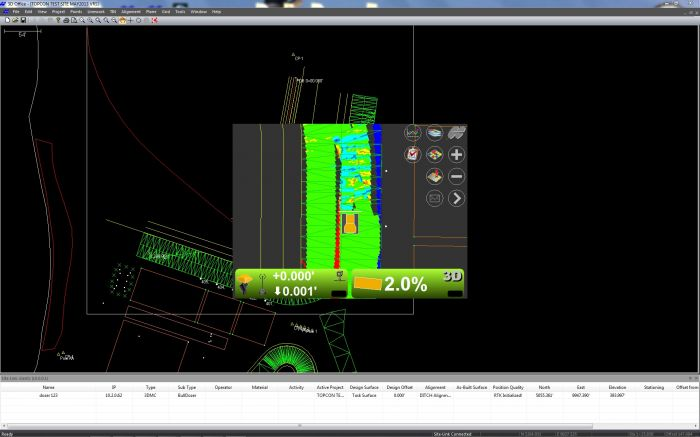 Topcon totalcare topcon 3d office - Office messaging software ...